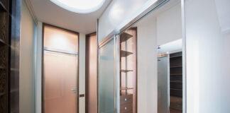 Drzwi wewnętrzne szklane