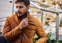 Modne kurtki męskie na sezon zima 2020/2021