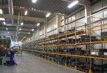 hale przemysłowe